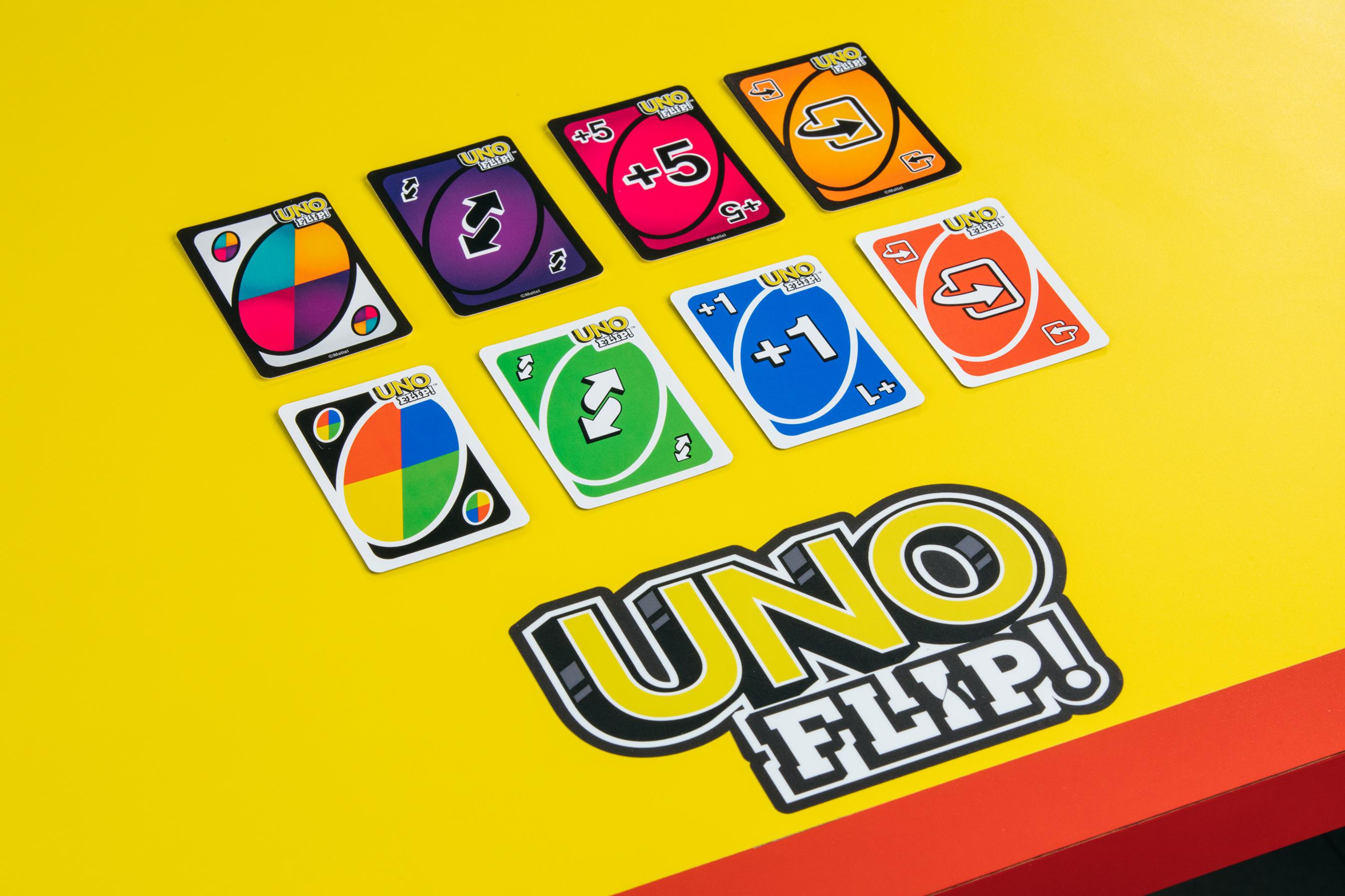 UNO FLIP! Cards