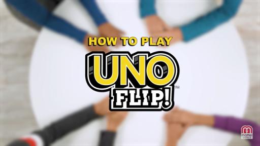 Play Video: UNO FLIP! How To Play Video