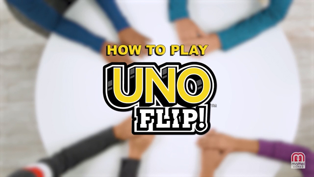 The World's #1 Card Game* UNO® Flips the Deck with New UNO FLIP!™