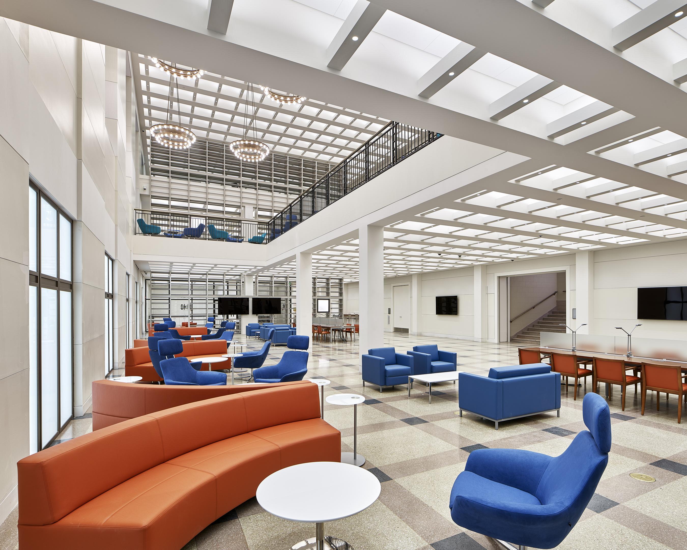 Business Resource and Innovation Center © Jeffrey Totaro, 2019