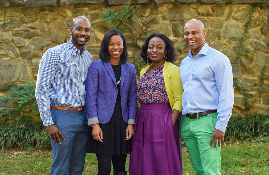 With their new school, Primrose Franchise Owners Chris and Natalie Williams and Jennifer Bunting-Graden and George Elba will serve children and their families on Atlanta's Upper Westside.