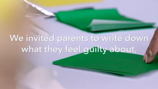 Primrose Schools shared this inspiring message with working parents across the country encouraging them to let guilt go.