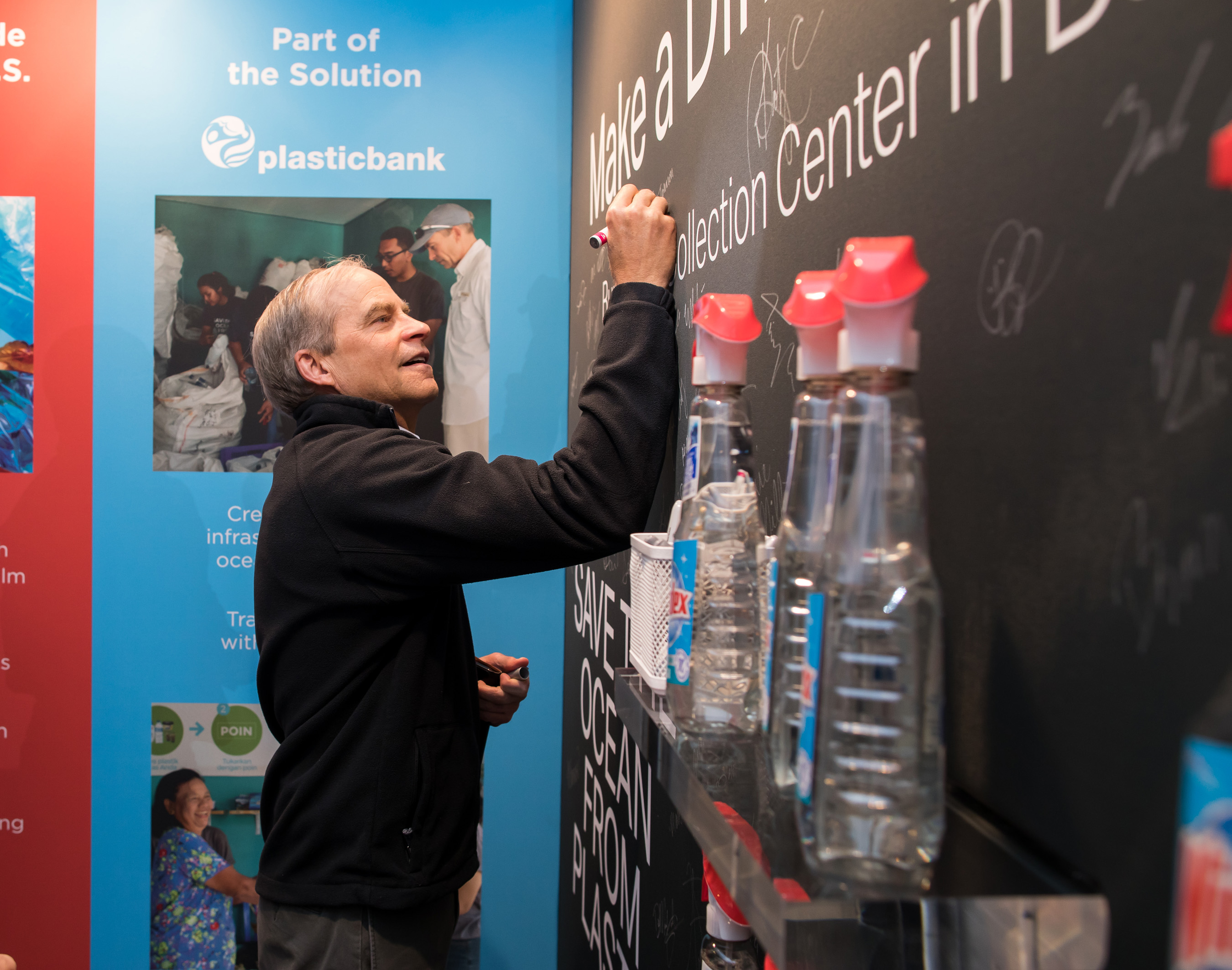 SC Johnson to Launch First-Ever 100% Recycled Ocean Plastic Bottle
