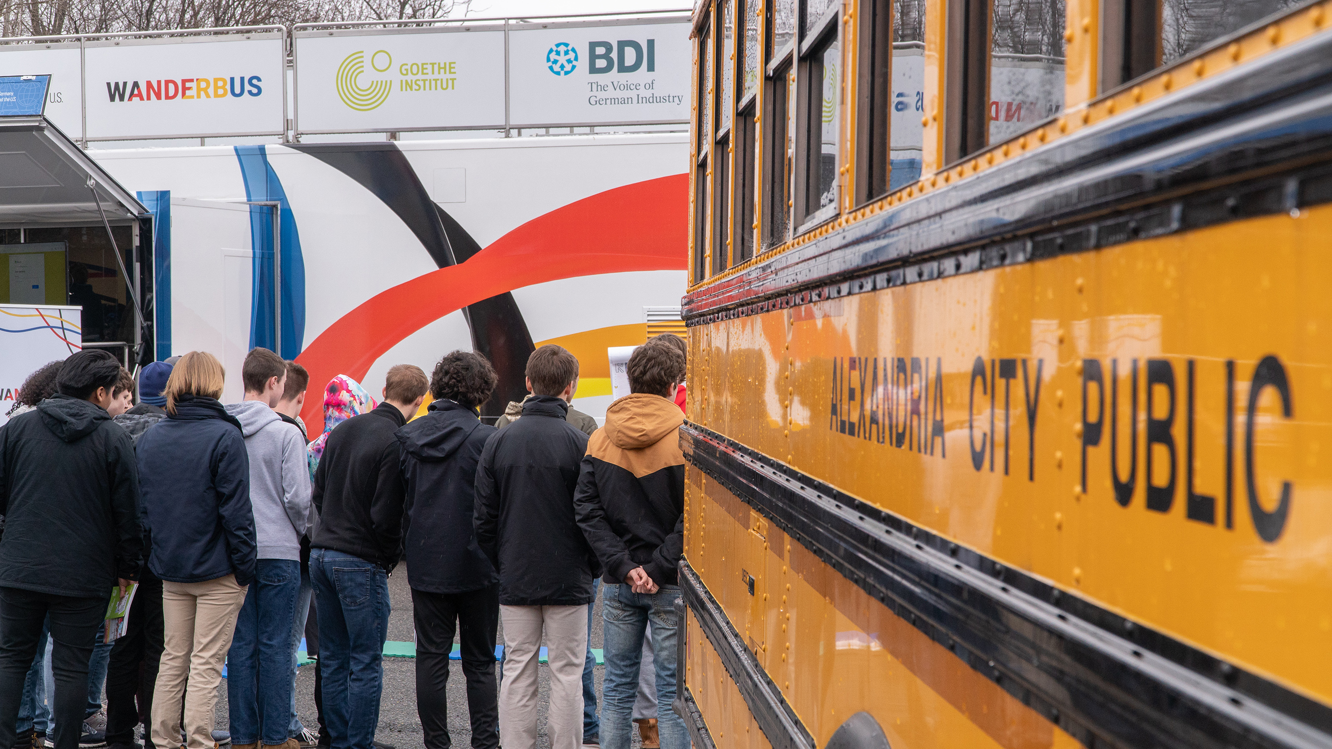 WanderbUS will visit over 60 schools in 48 states