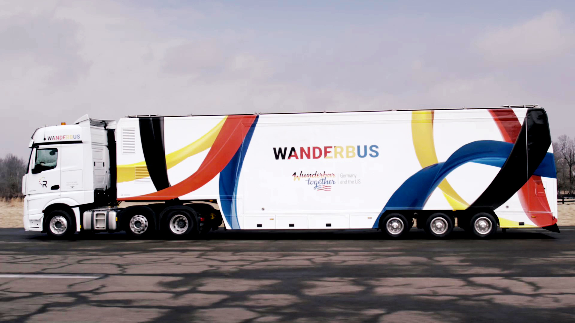 WANDERBUS BRINGS GERMANY TO THE U.S.