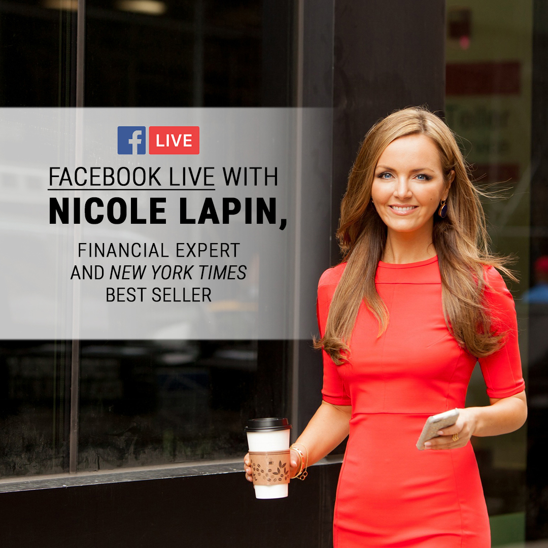TaxSlayer will be going live with Nicole Lapin on Tuesday, 4/2 at 1:00pm EST to discuss last minute tax filing tips and how you can maximize your tax breaks. We want to hear from you! Submit your questions via https://www.facebook.com/taxslayer/photos/a.150493314970148/2432166460136144/?type=3