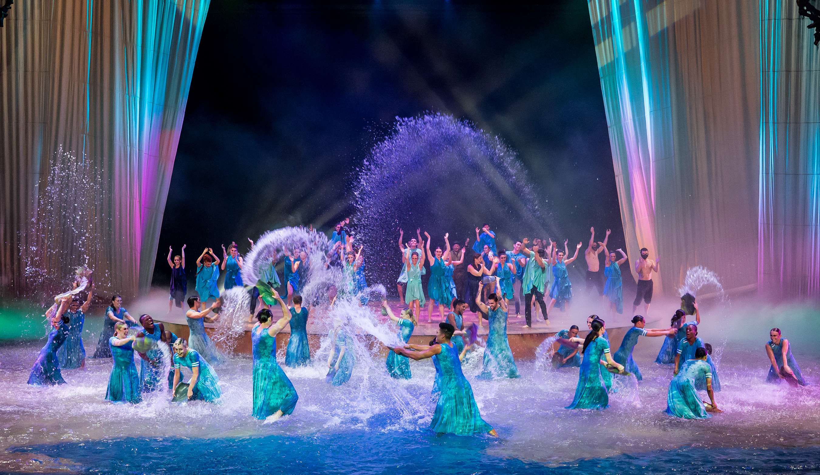 Seventh Annual One Night for One Drop Performance at Bellagio Resort & Casino, March 8 2019
