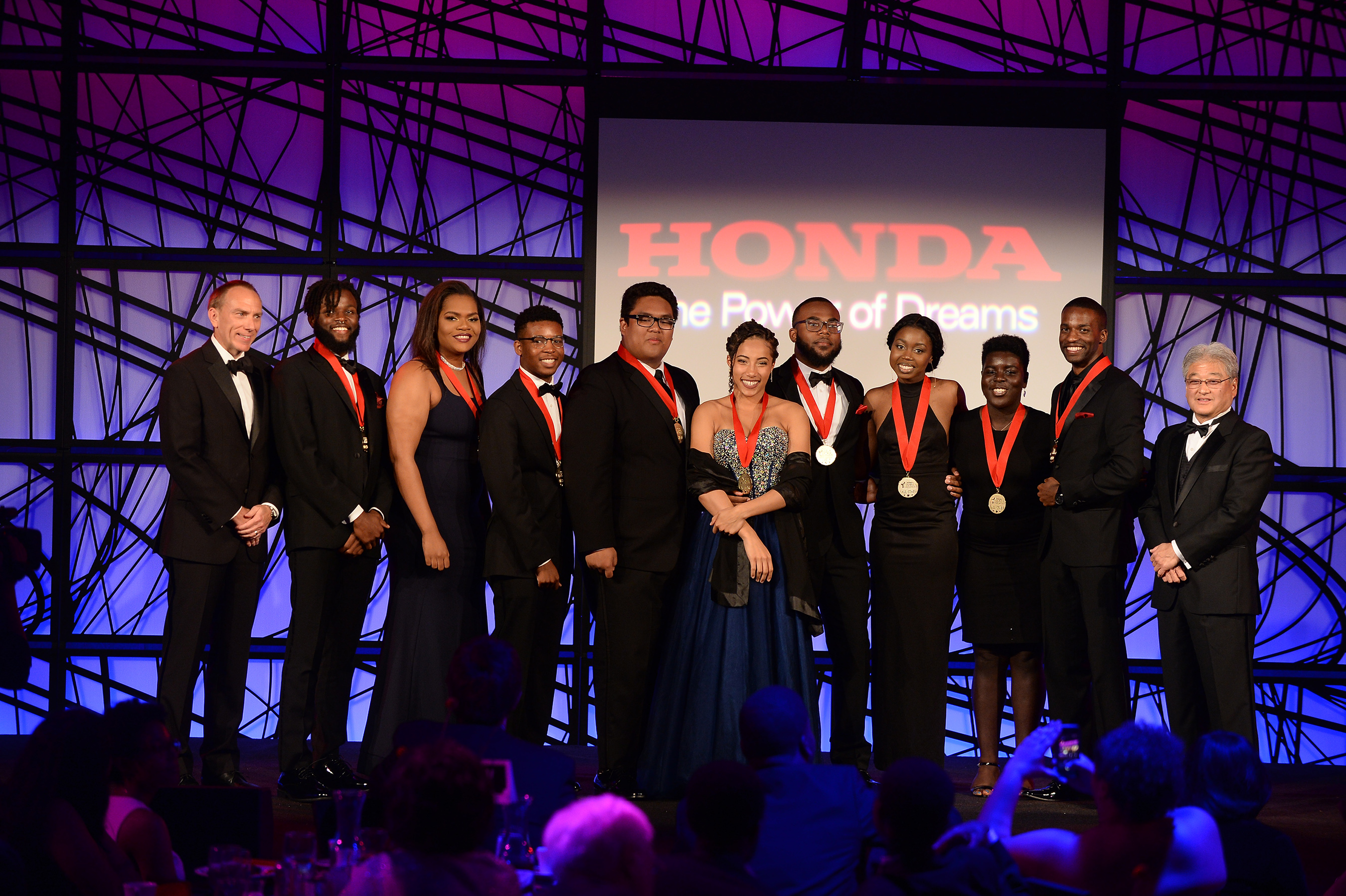 HCASC All-Stars, the top players in each round robin division, are recognized at the HCASC Closing Awards Banquet.