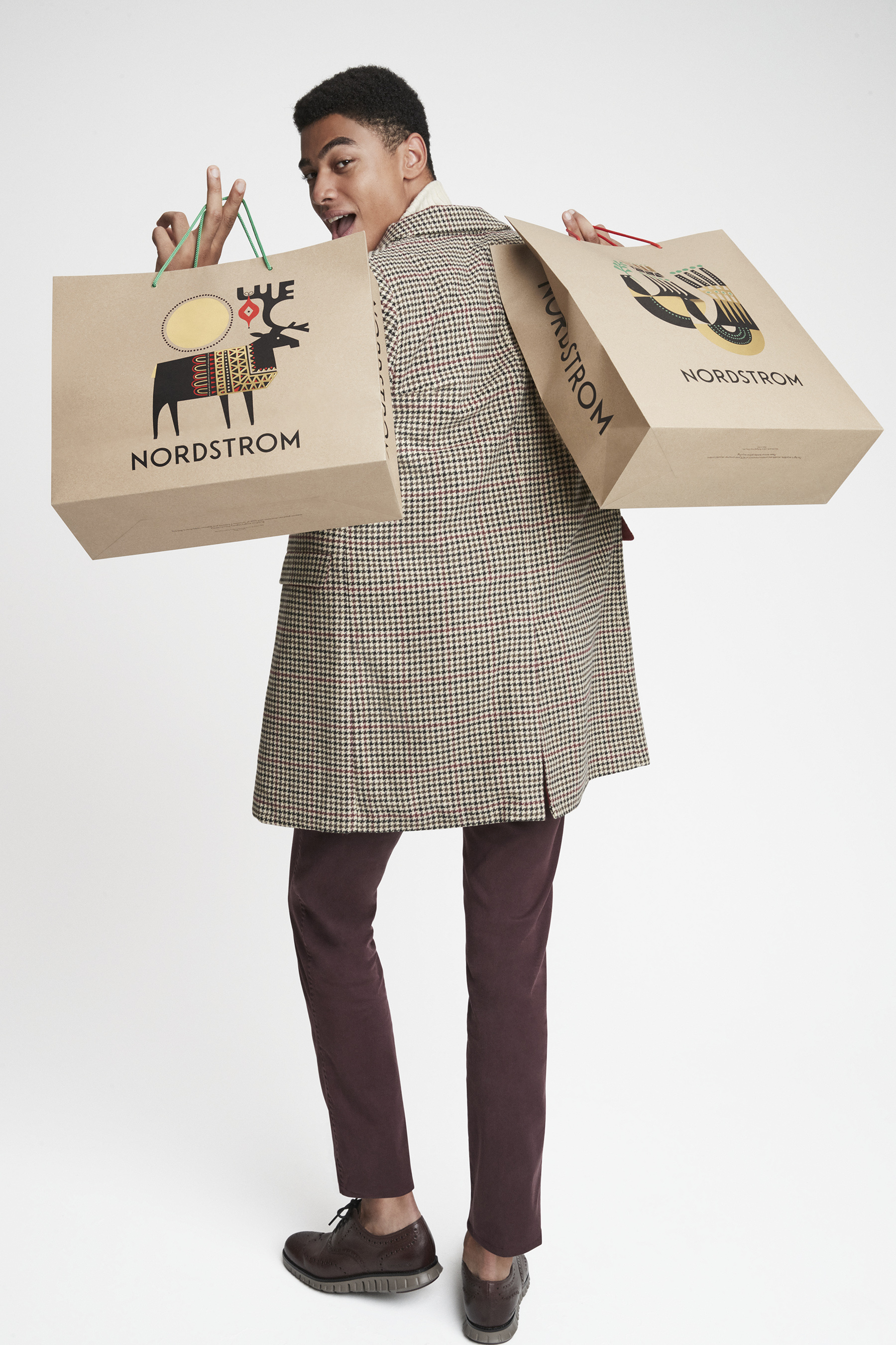 Nordstrom Kicks Off The Season Of Giving