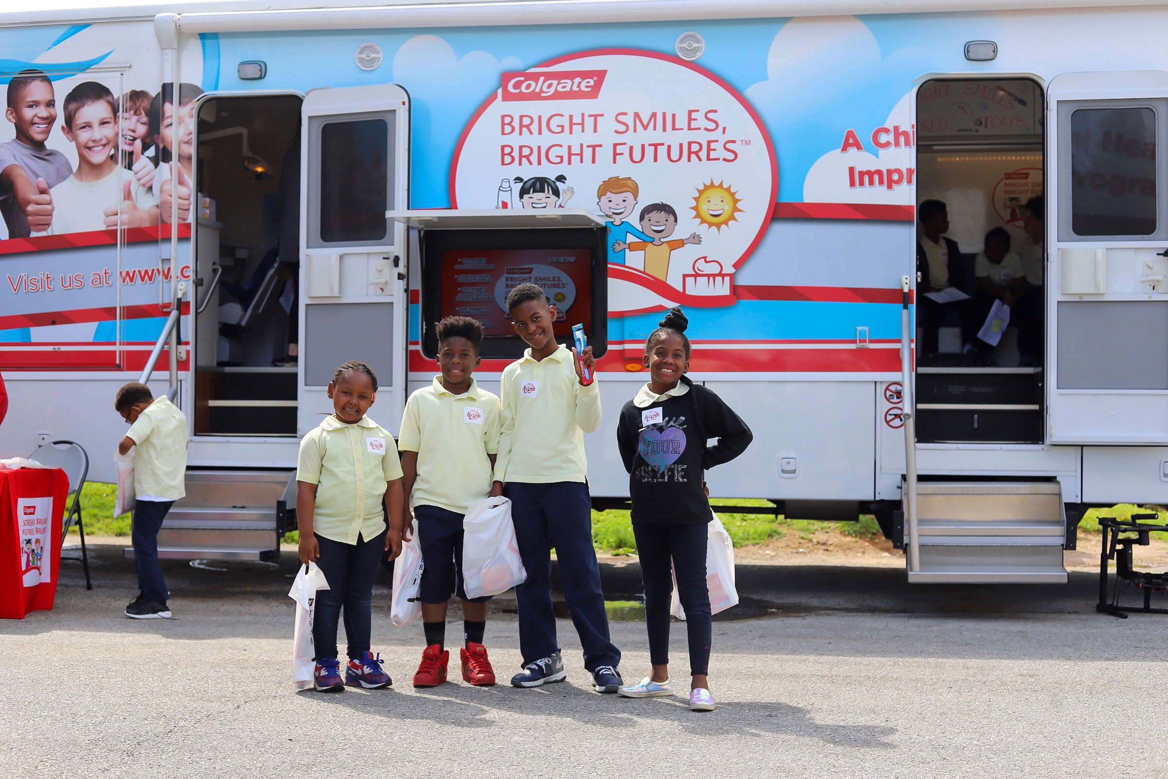 Colgate Bright Smiles, Bright Futures® Sets its Sights on the Next Billion Smiles