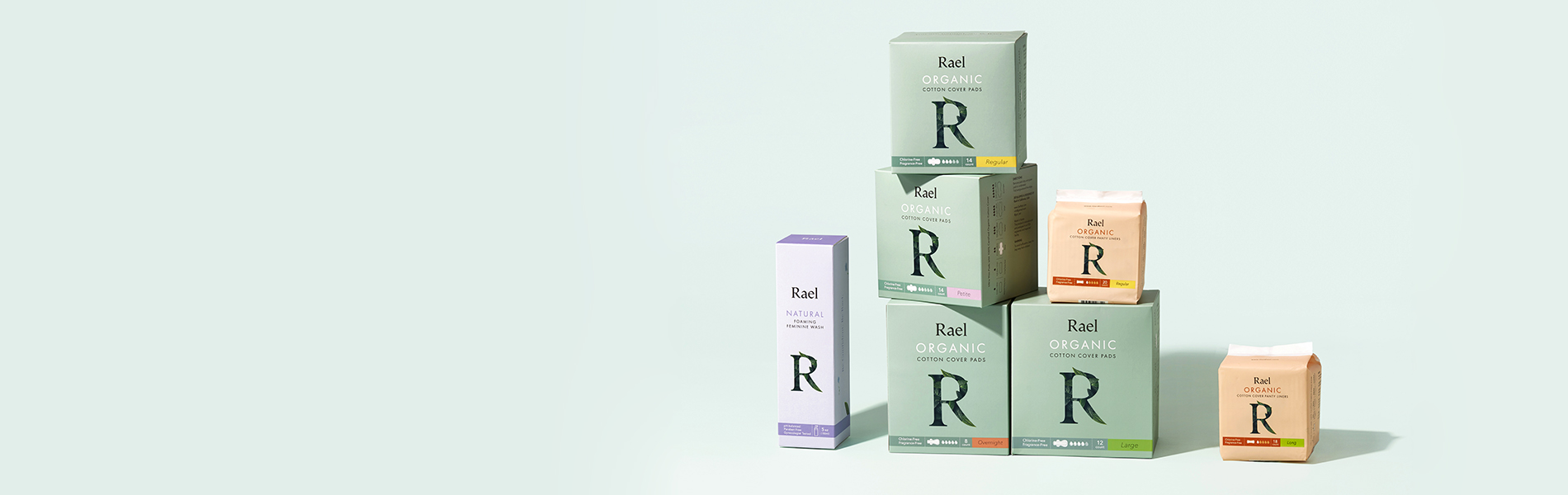 Rael, Natural Feminine Care Brand, Now Available at Target