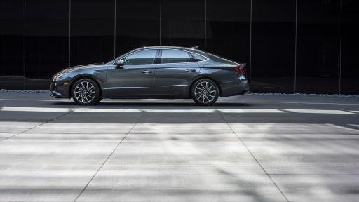 The all-new 2020 Sonata debuts at the New York International Auto Show