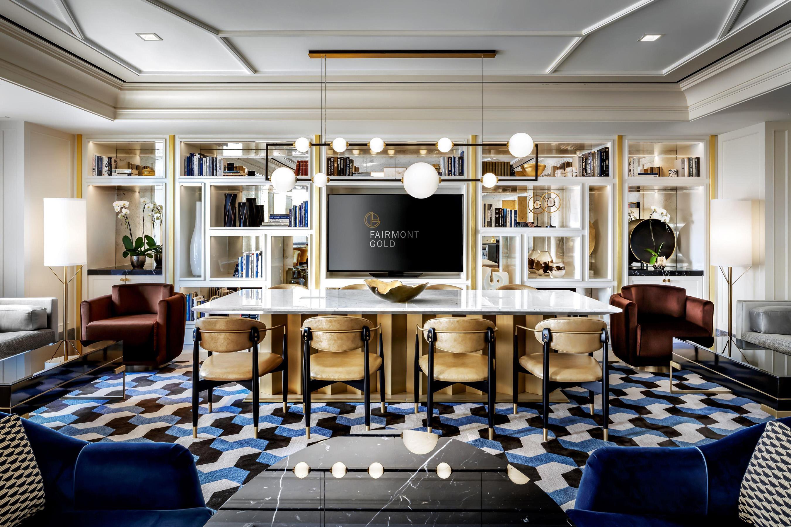 Iconic Fairmont Royal York Unveils New Fairmont Gold Offering