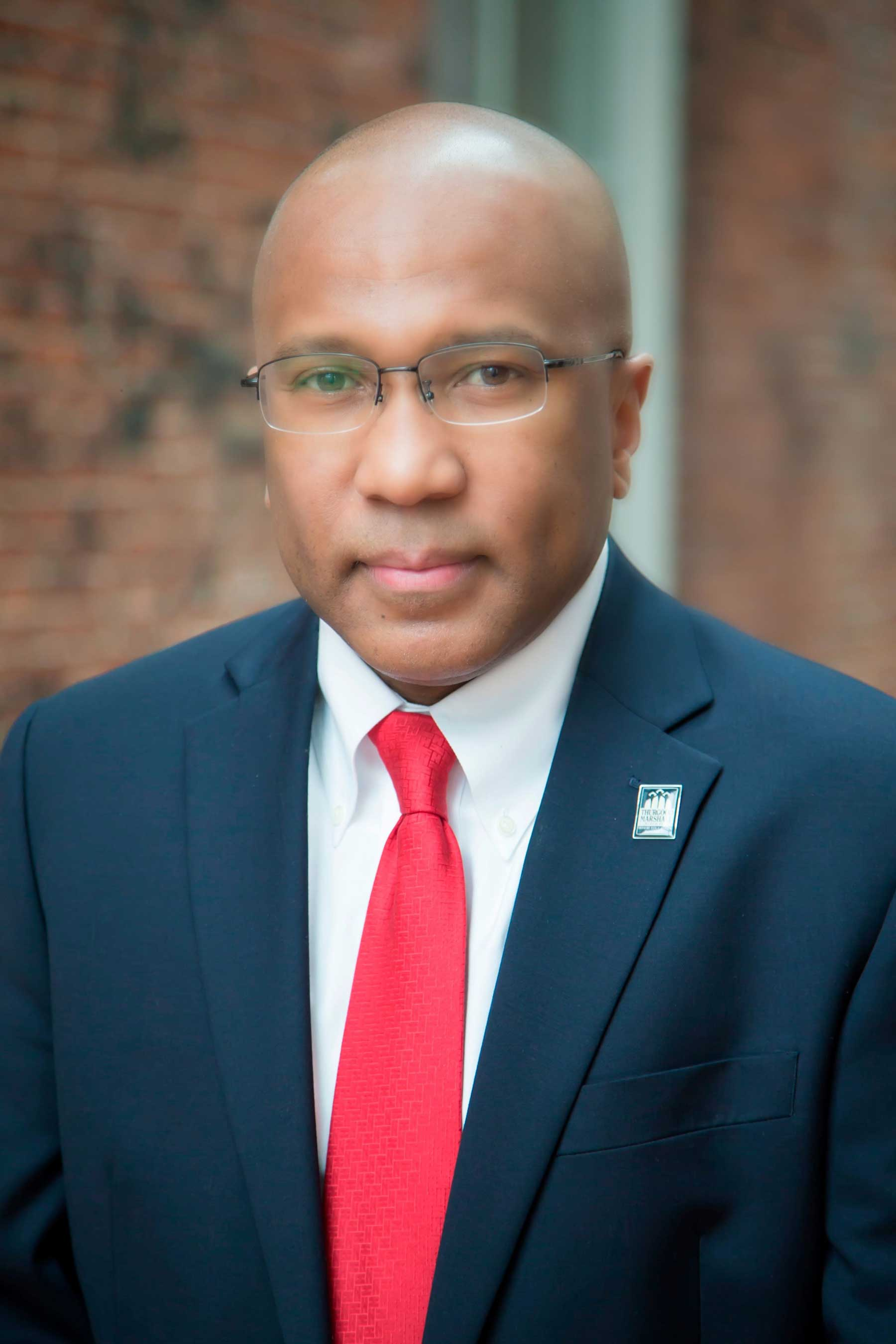 Dr. Harry L. Williams, President and CEO, TMCF