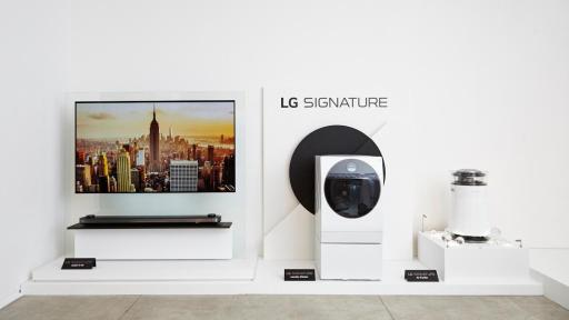 LG SIGNATURE at MDW 2019