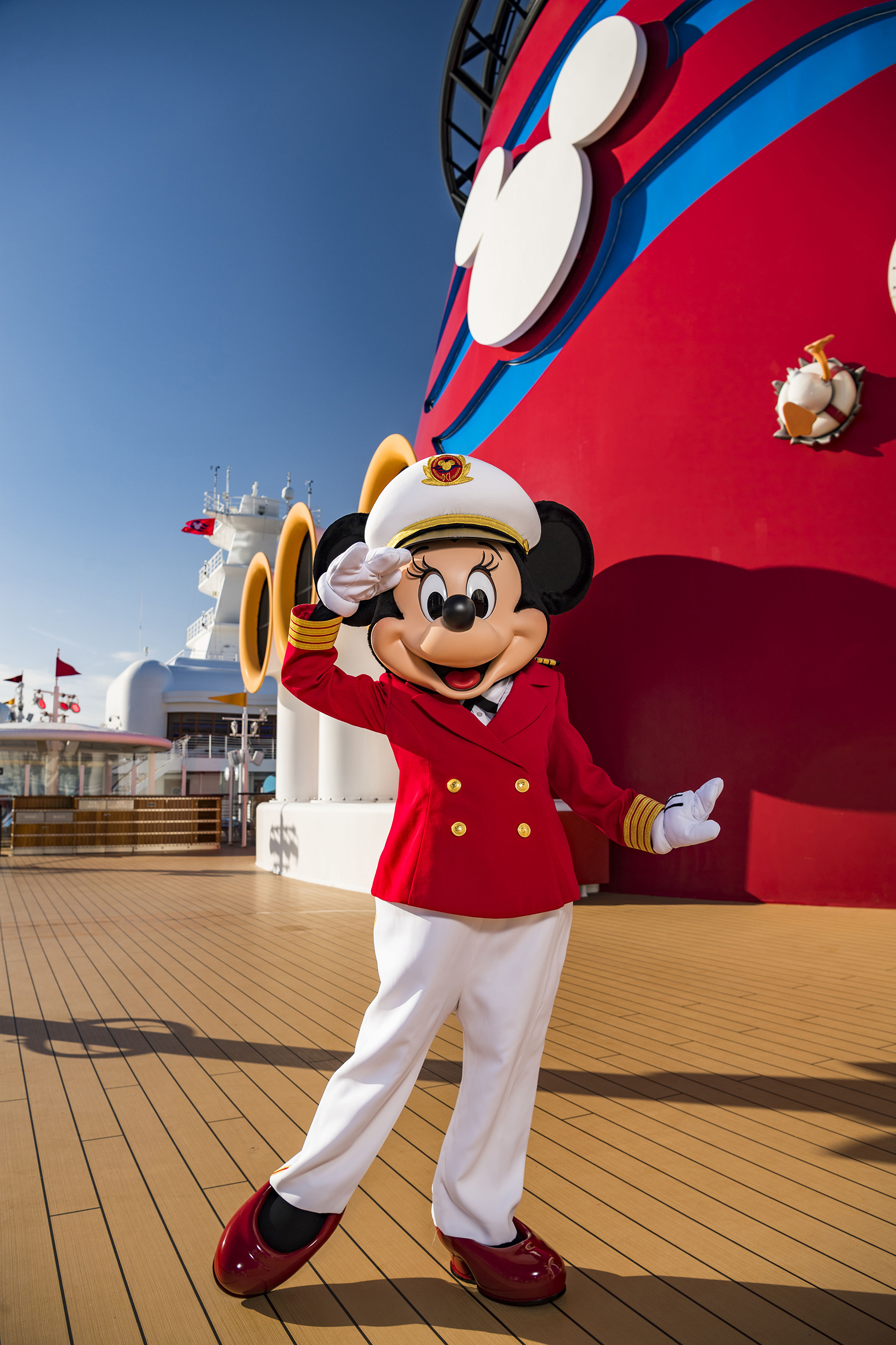 Disney Cruise Line and Captain Minnie Mouse Inspire Next ...