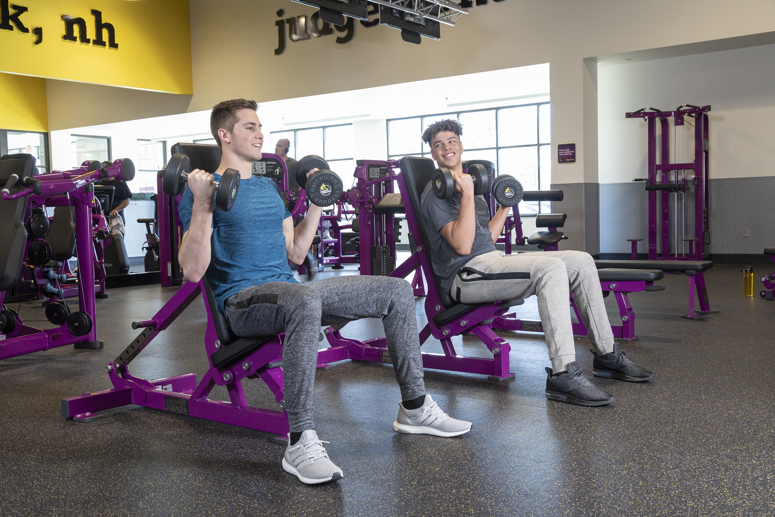 Planet Fitness - home of the Judgement Free Zone® - invites high school teenagers ages 15 – 18 to work out for free at any of its more than 1,700 Planet Fitness locations throughout the United States from May 15 through September 1 as part of the nationwide Teen Summer Challenge initiative. For more information, including how to sign up beginning May 15, visit PlanetFitness.com/TeenSummerChallenge.