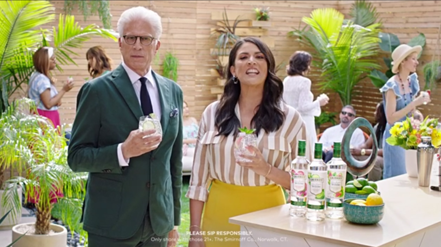 All in the Name with Ted Danson and Cecily Strong
