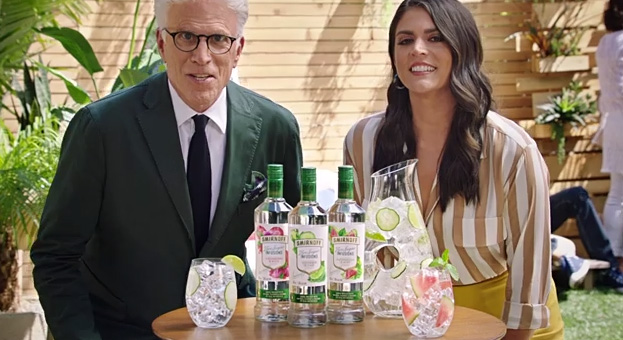 Close Up with Ted Danson and Cecily Strong
