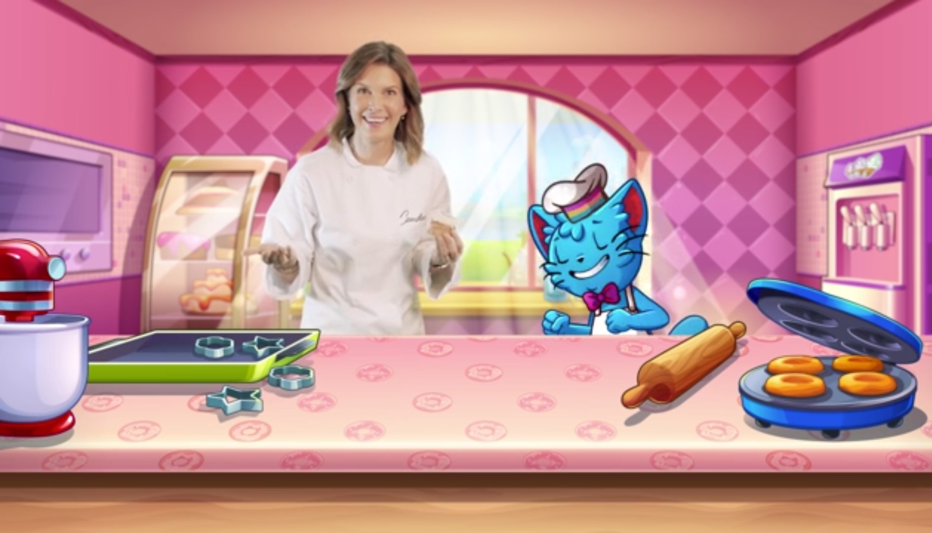 Join the Queen of Cupcakes, Candace Nelson!