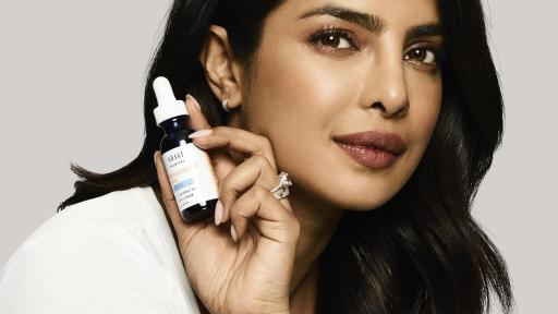 Priyanka Chopra Jonas with Obagi Professional-C Serum 10%