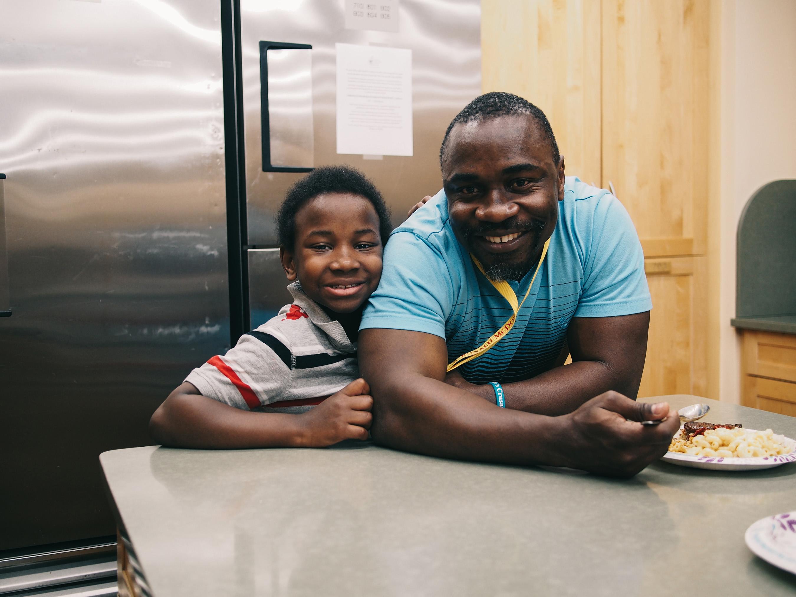 Ronald McDonald House® New York is keeping families close.