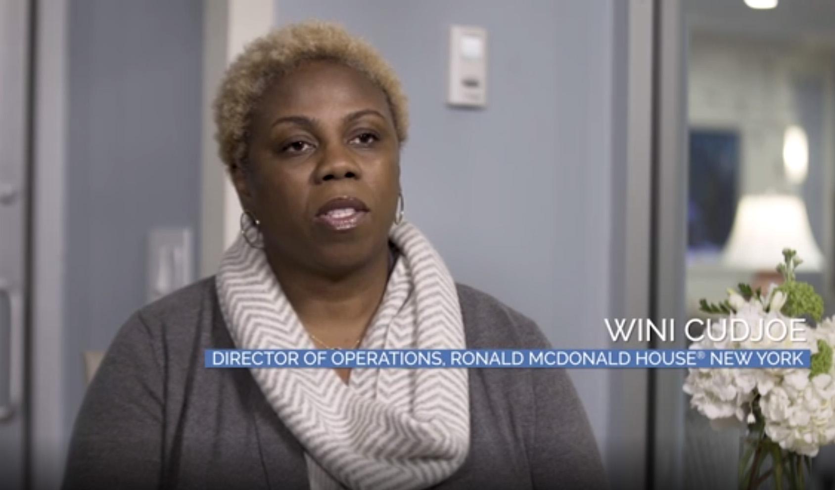 Meet The Ronald McDonald House New York Staff