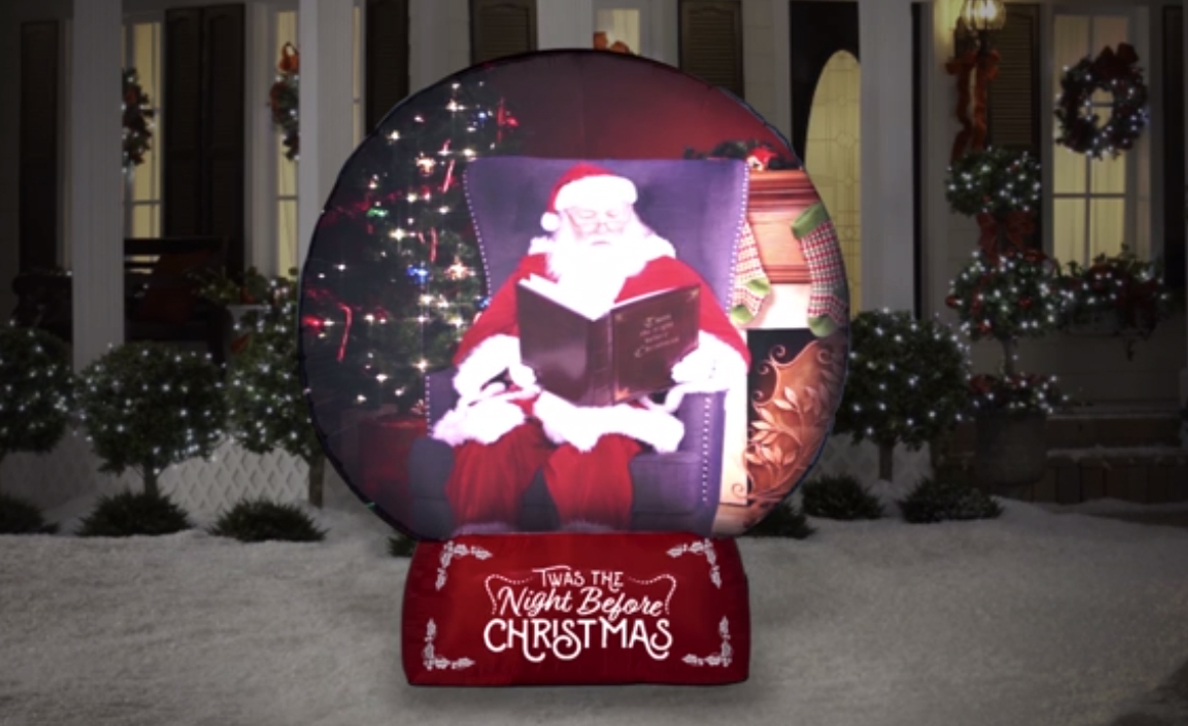 Introducing Living Projection™ for Halloween and Christmas