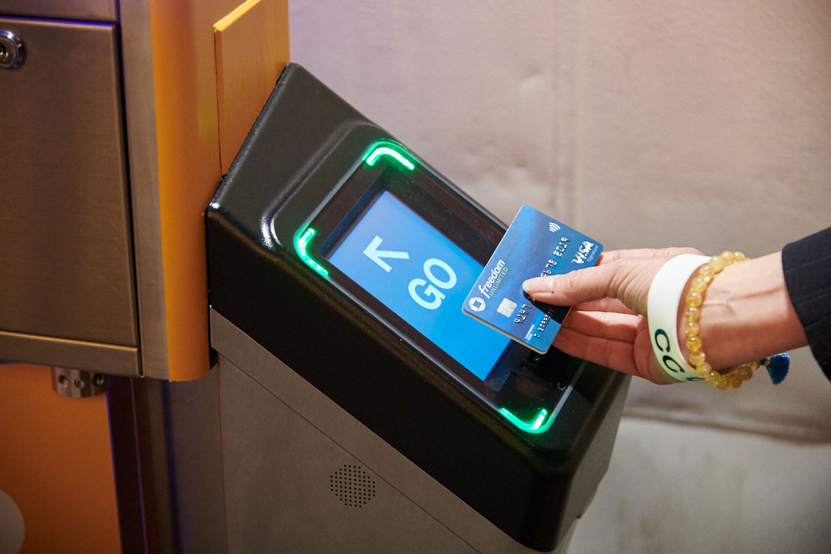 Visa Inc  - Chase and Visa Provide an Easier Way to Get