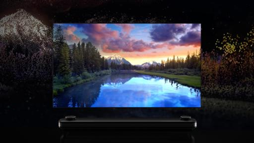 LG SIGNATURE Digital Ad-TV