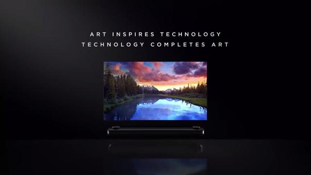 LG SIGNATURE Digital Ad-TV