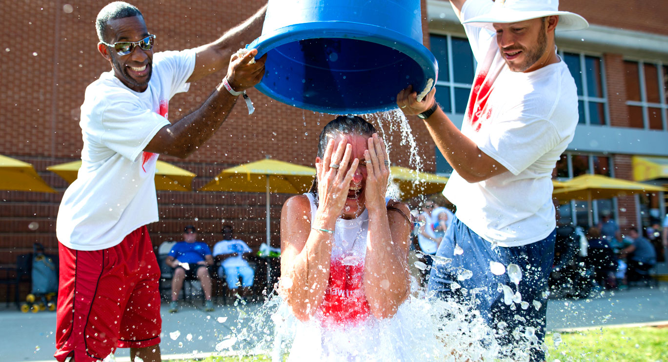 The Ice Bucket Challenge Turns Five