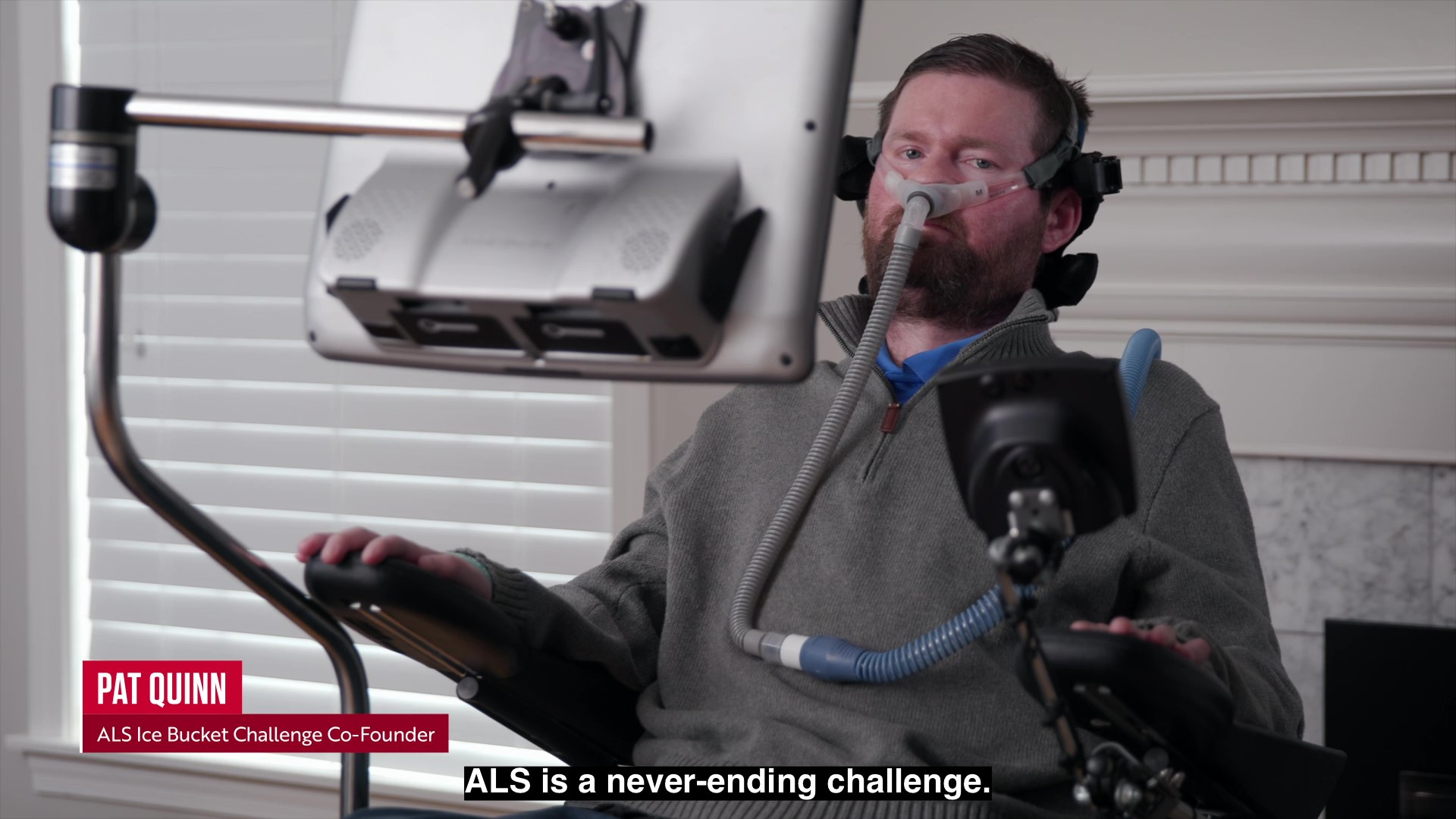 Continuing to Challenge ALS Five Years Later