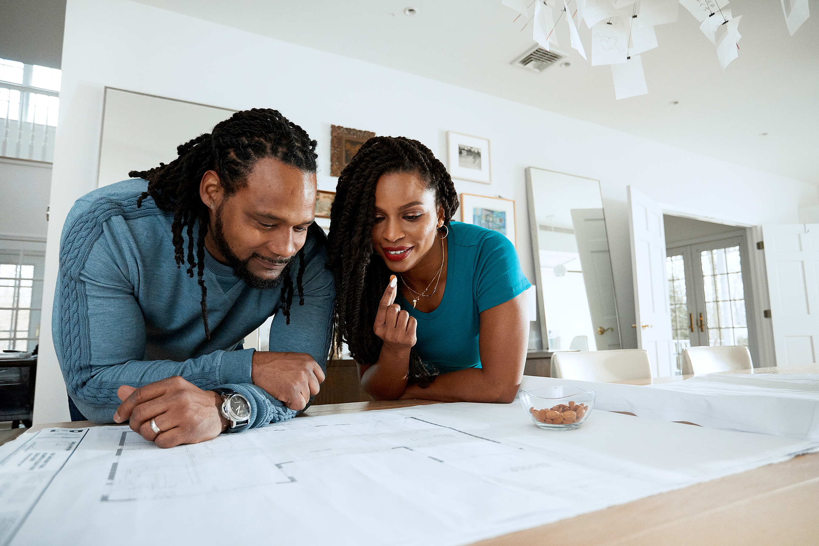 Ashley & Andy Williams, Home Renovation Experts