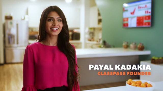 Learn how Payal Kadakia Owns her Everyday