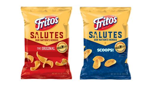 Fritos Packages
