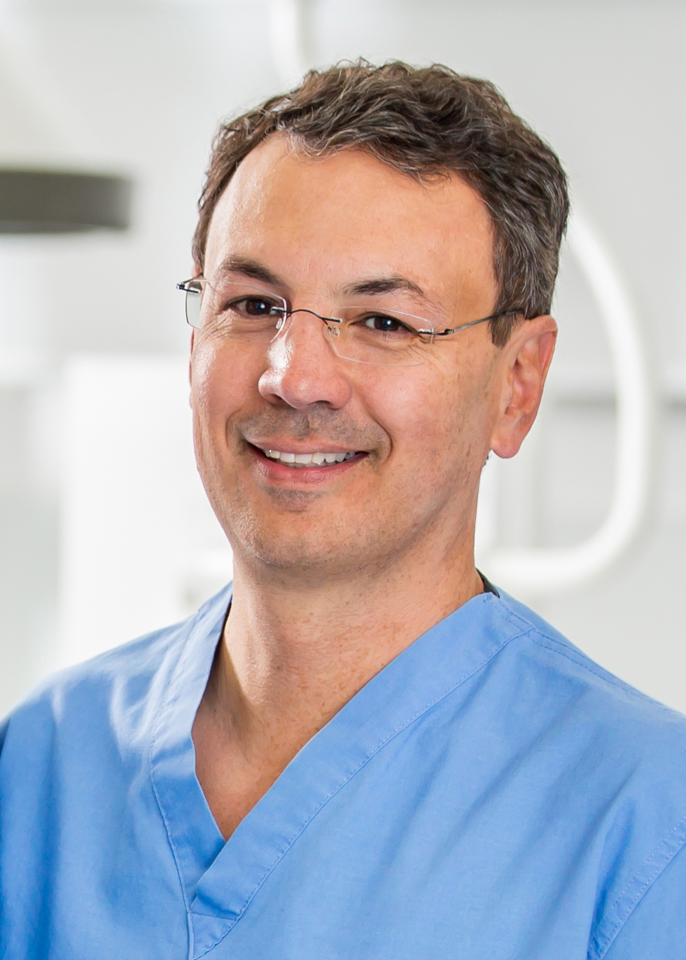 Juan Uribe, MD, Chief of the division of spinal disorders at Barrow Neurological Institute