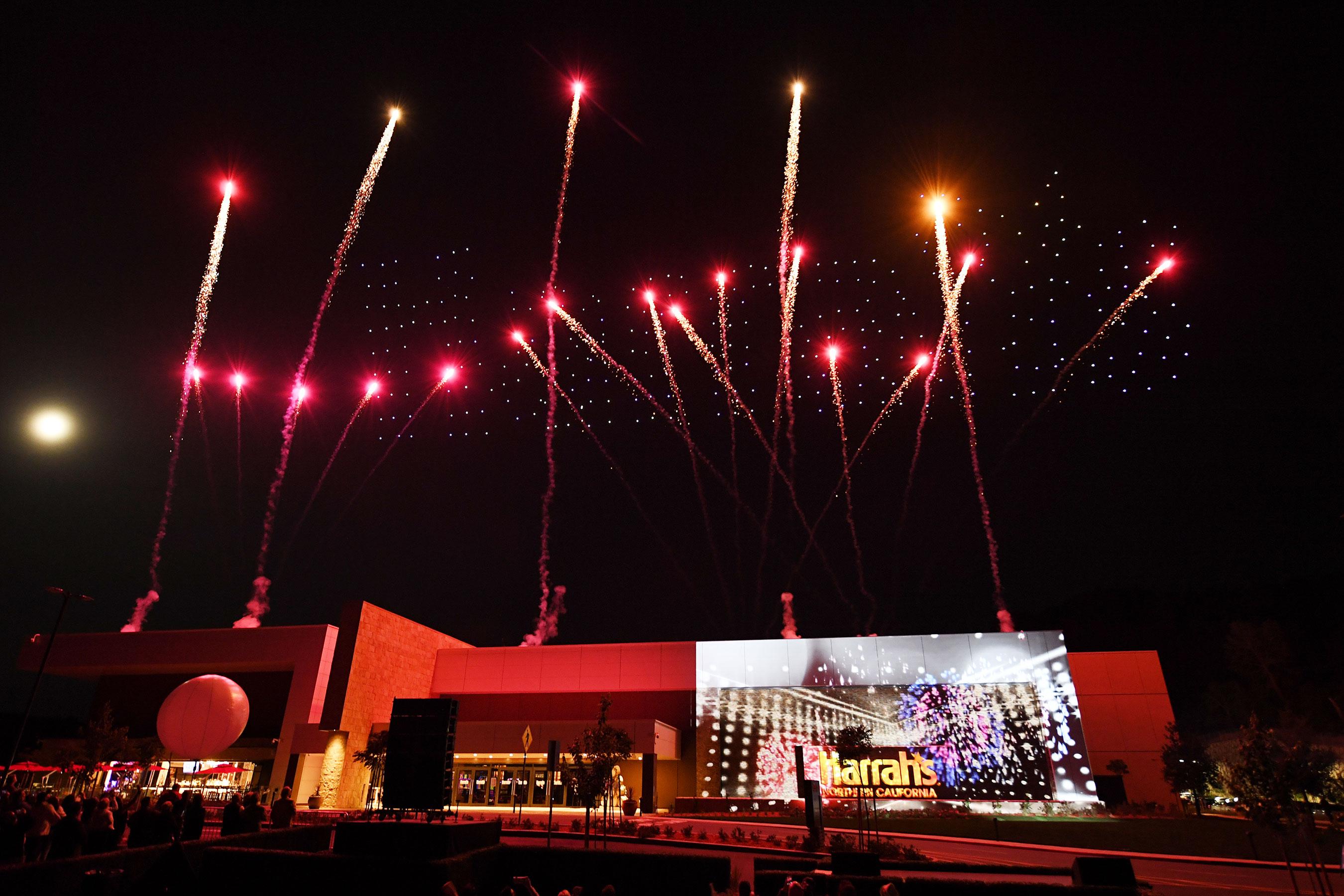 Harrah's Northern California Celebrates Grand Opening Weekend