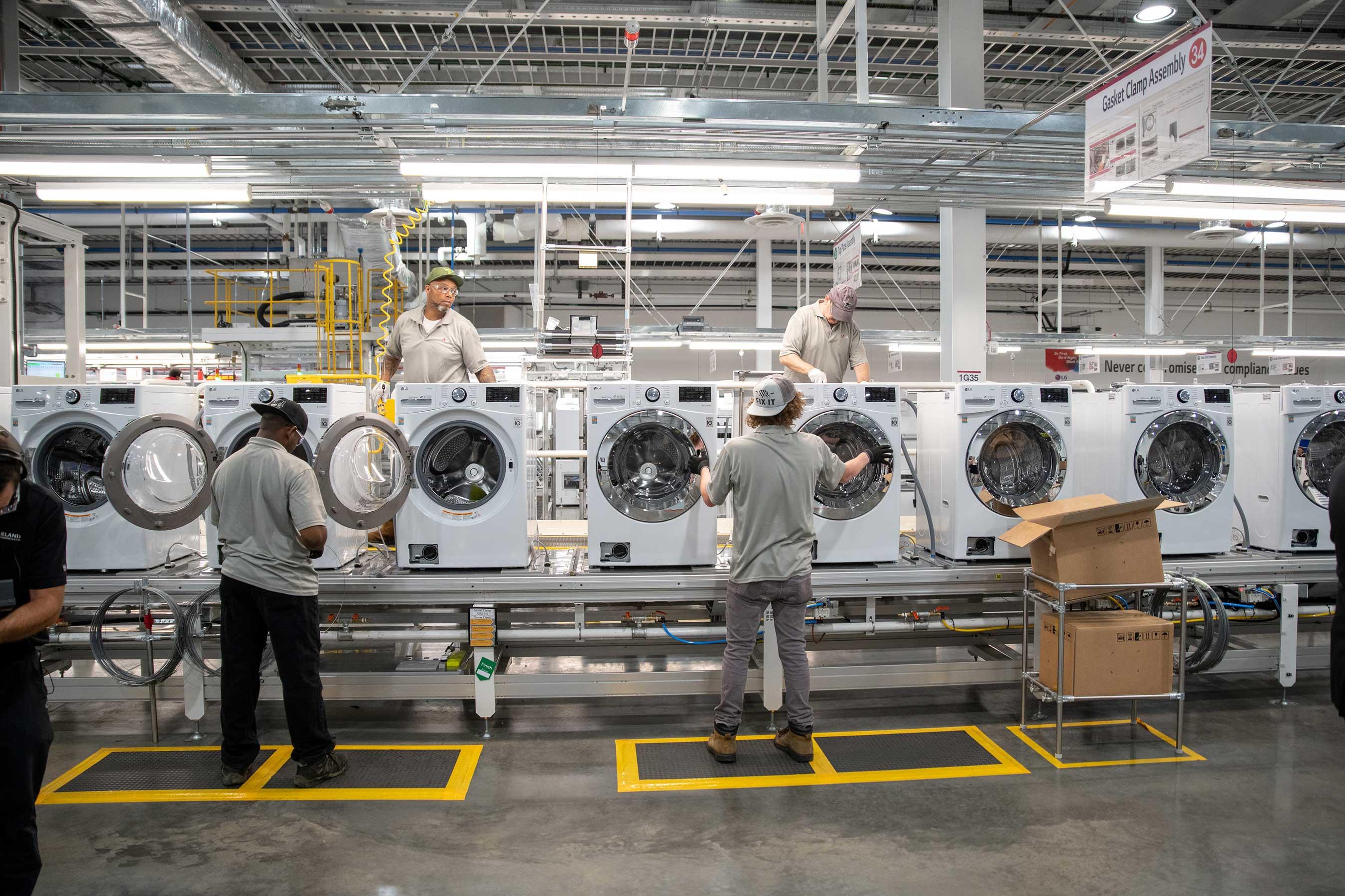 Produce fabrication appliances