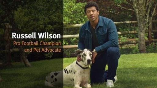 Play Video: Banfield Foundation Safer Together™ PSA :15 with Russell Wilson.