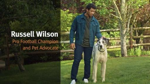 Play Video: Banfield Foundation Safer Together™ PSA :30 with Russell Wilson.