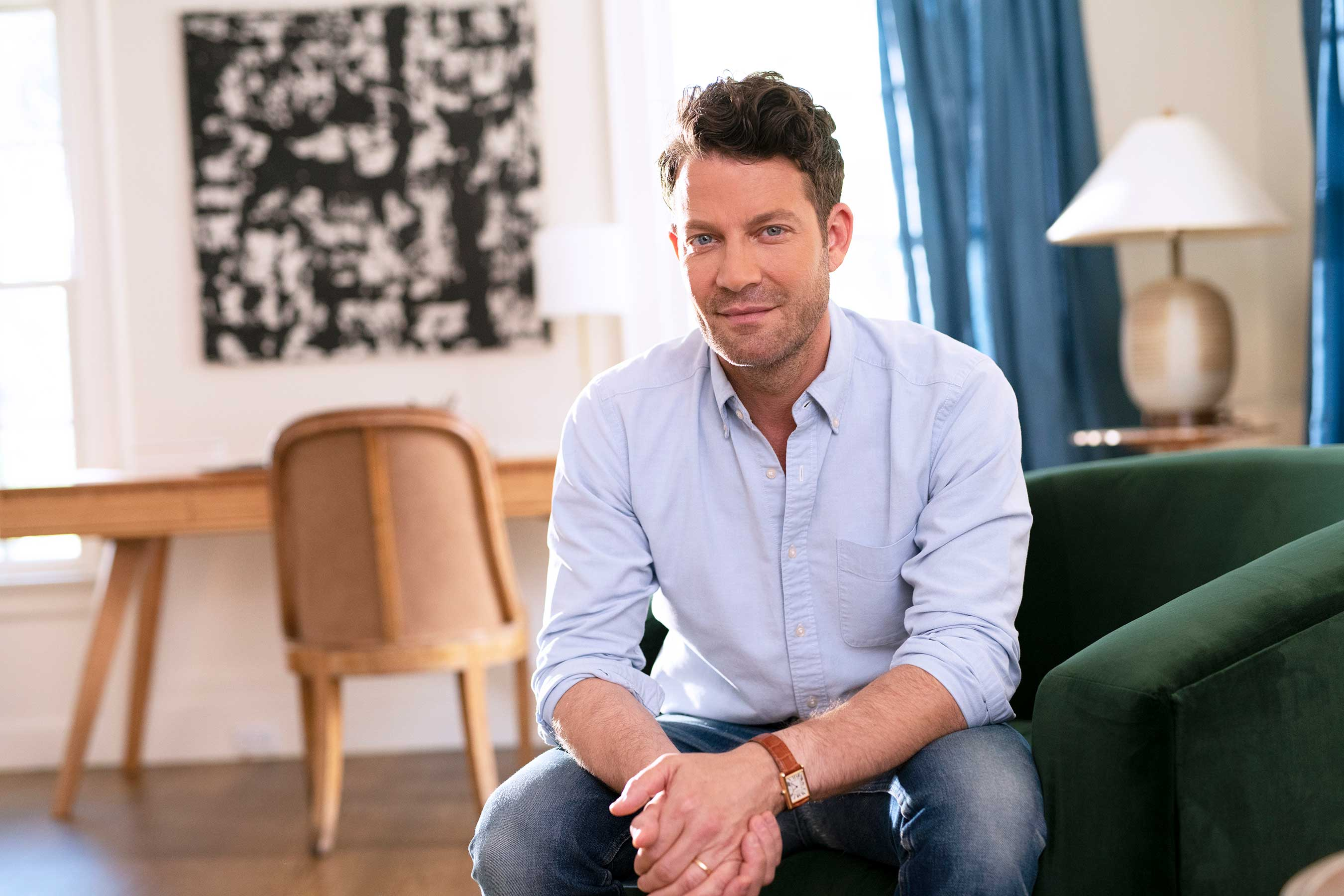 """The My Home in Sight program is an invaluable resource as it empowers people through five key principles and their design choices to continue to live safely and independently in their homes,"" said Berkus. Sign up at MyHomeInSightKit.com."