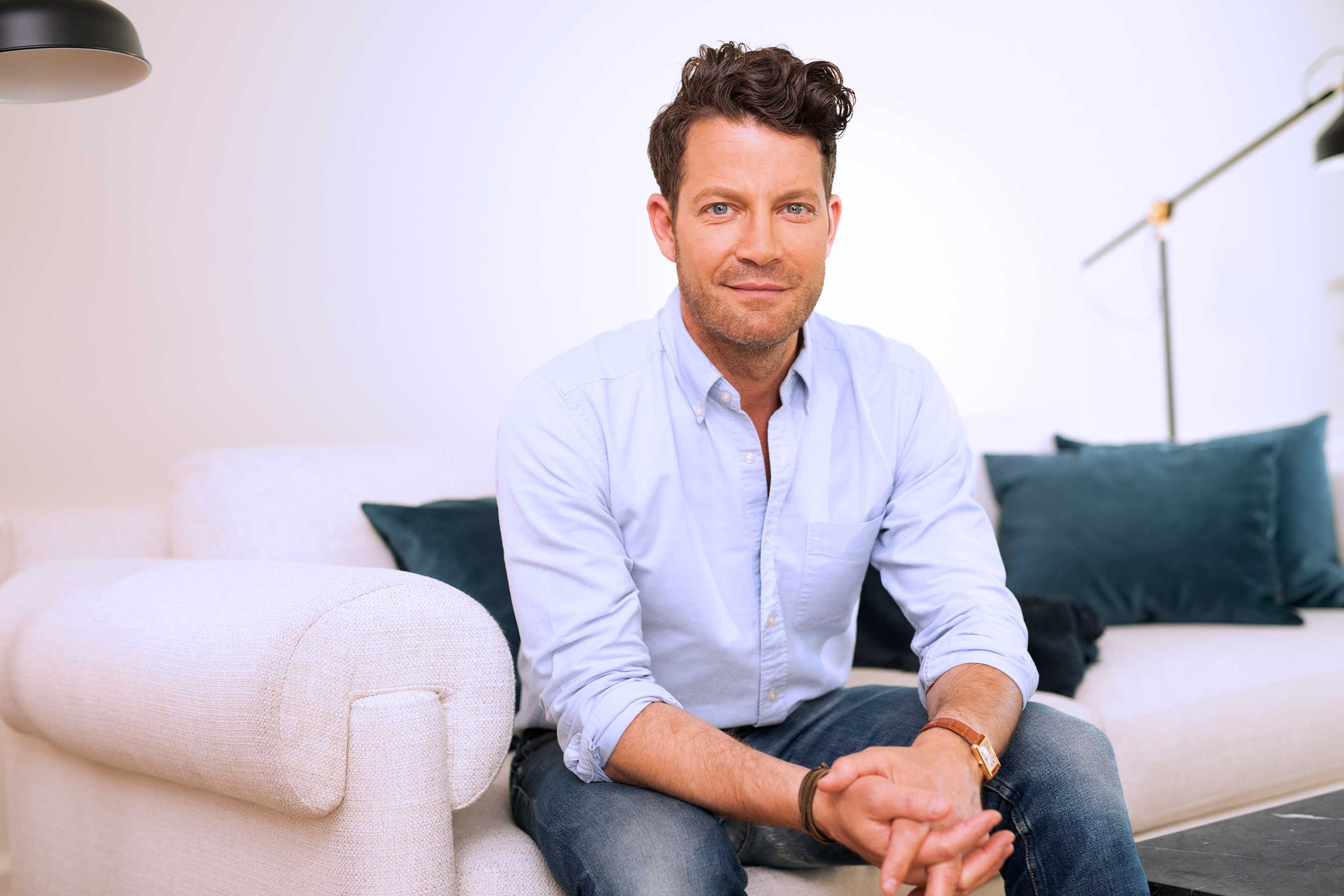 Novartis teams up with celebrity interior designer Nate Berkus to launch My Home in Sight. Sign up at MyHomeInSightKit.com.