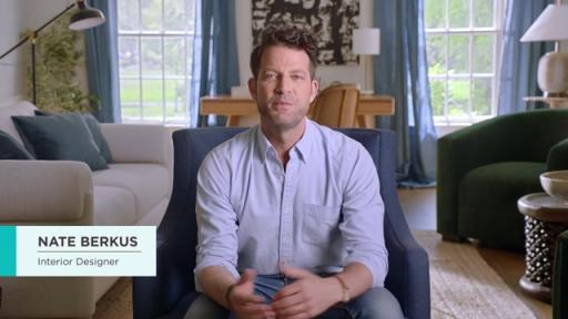 Nate Berkus shares My Home in Sight tips