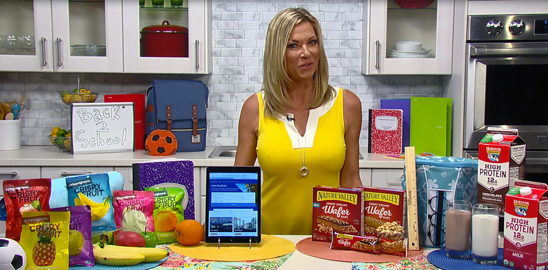 Back To School Tips with Colleen Burns