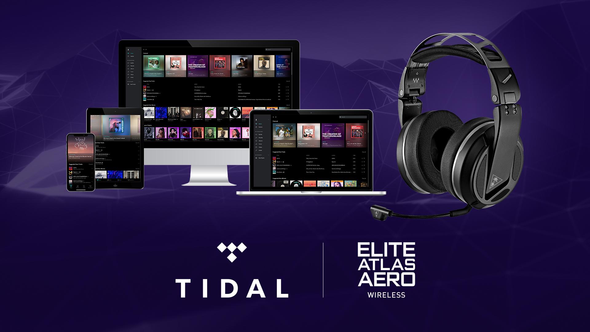 Elite Atlas Aero Wireless High-Performance PC Headset | TIDAL