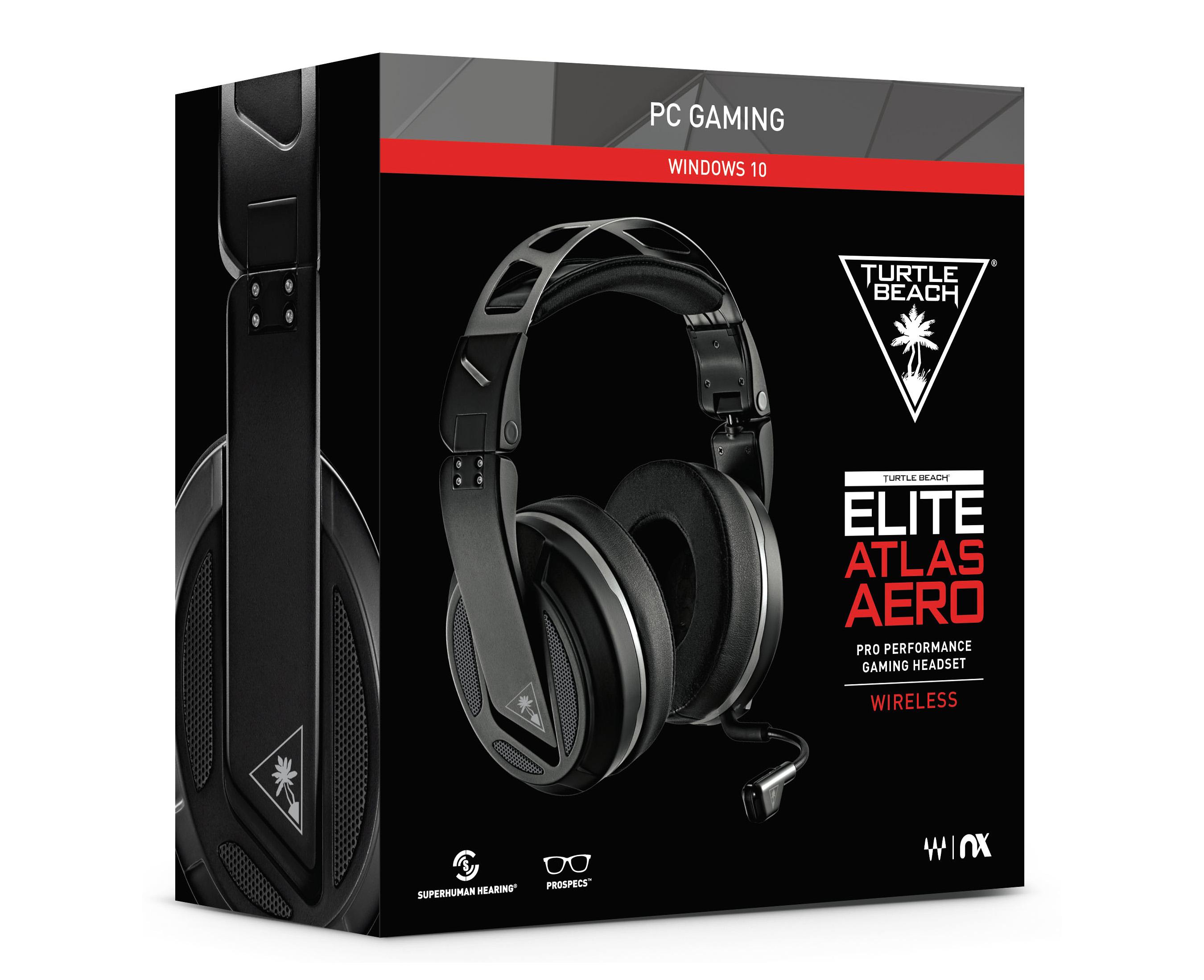 Elite Atlas Aero Wireless High-Performance PC Headset