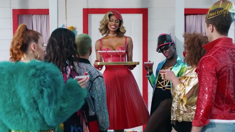 SMIRNOFF™ Vodka Teams Up with Laverne Cox, Alyssa Edwards and Jonathan Van Ness to Welcome the Global LGBTQIA+ Community Home to Pride NYC