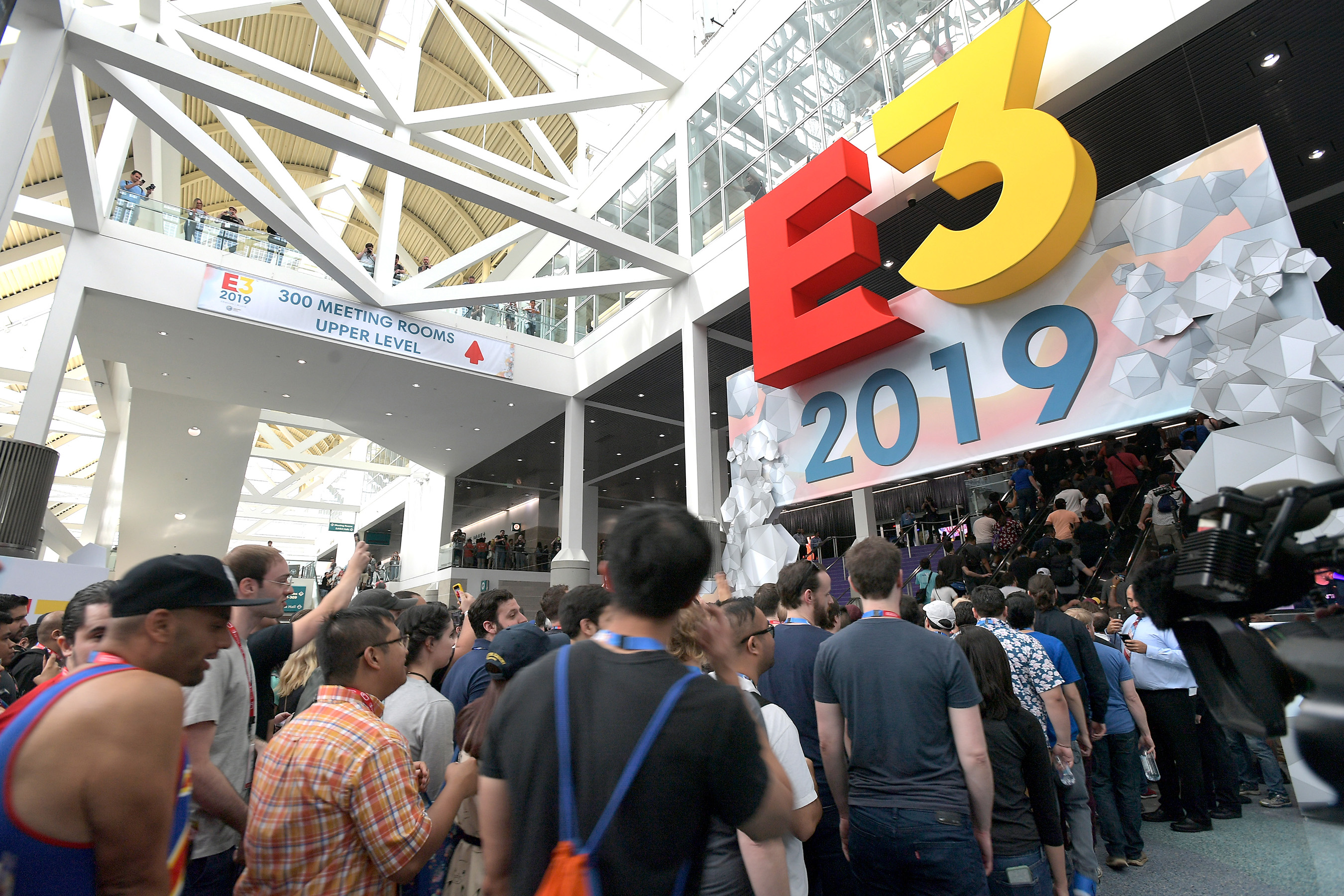 E3 2019 Atmosphere and Crowd