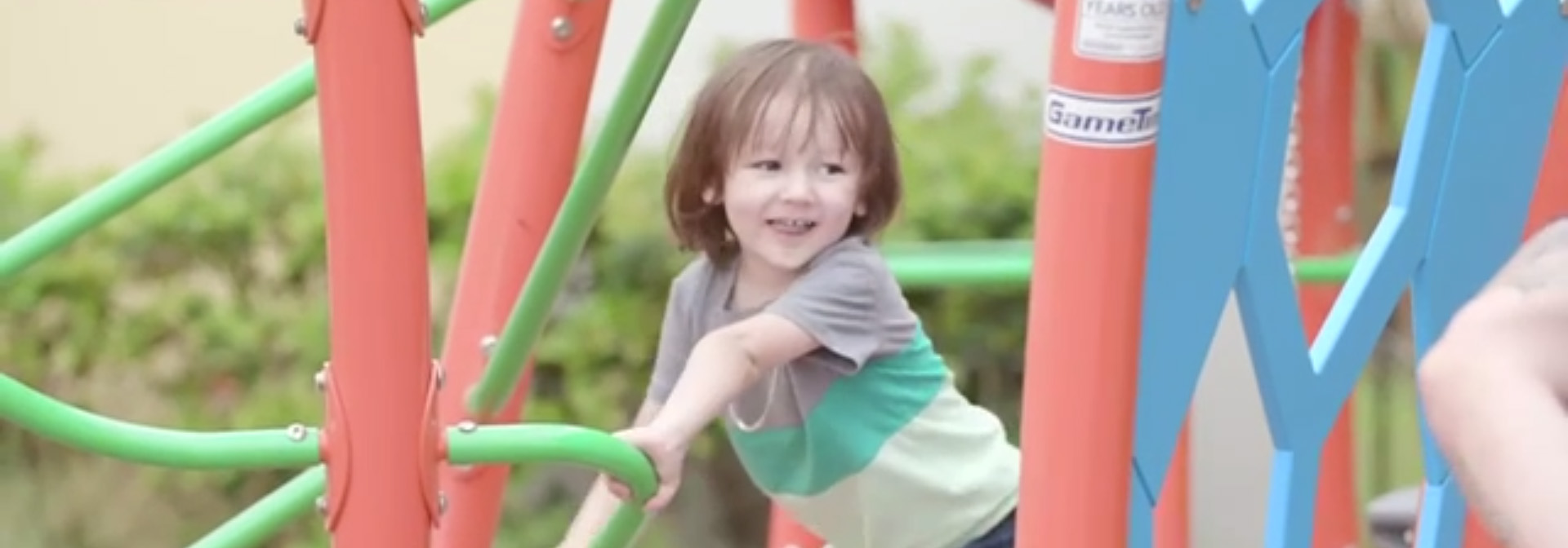 Chance McCalvin was diagnosed with SMA before birth. See how SPINRAZA has helped change what it means for him to have SMA.